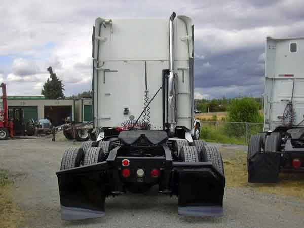 Duel Tractor Spindle : International dual axle tractor