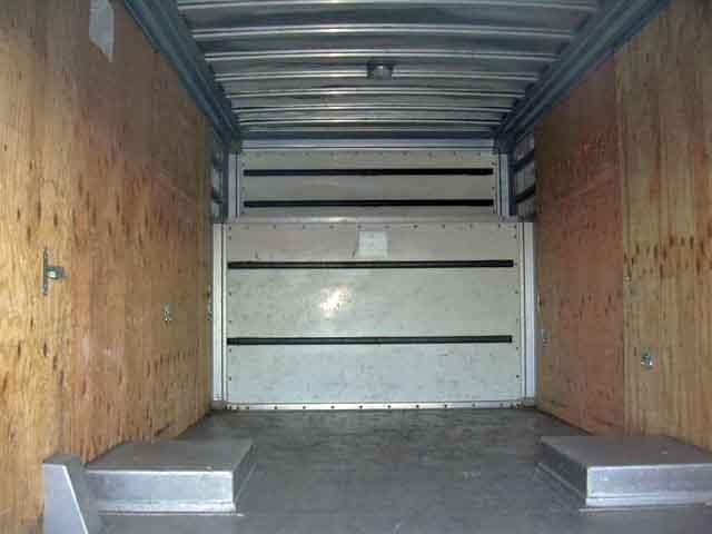 16 Foot Aluminum Walk Board : Ford foot van truck