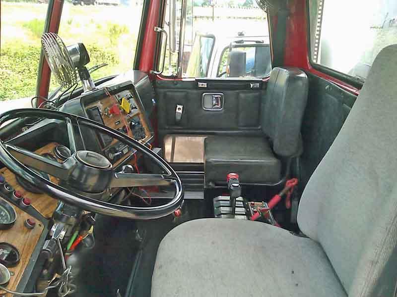 1991 12 Yard Autocar Dump Truck