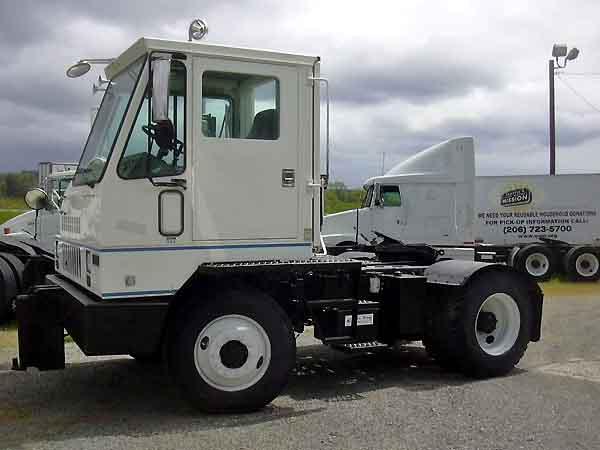 2017 Kalmar Ottawa T2 Yard Truck